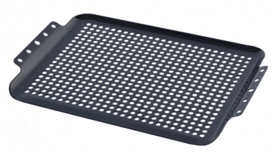 Big Green Egg Perforated Grid