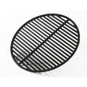 Big-Green-Egg-Grill-Smoker-Cast-Iron-Half-Moon-Grids-Authentic-Big-Green-Egg-Parts-Accessories-for-the-Serious-Big-Green-Egg-Grill-Smoker-User-Satisfaction-Guaranteed-Small-13-0