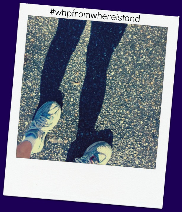 Shadow Legs with caption