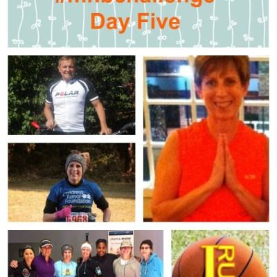 Move Nourish Believe Challenge (Week One Wrap-Up)