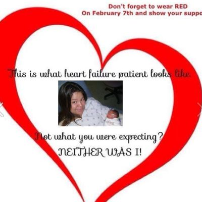 GO RED DAY 2014 (A SURVIVOR'S STORY)