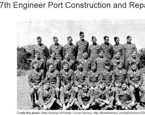1057th Engineer Port Construction and Repair