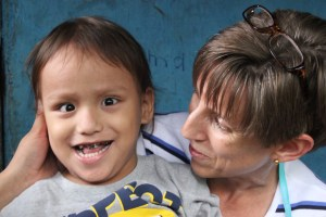 One of our sponsored children, Stanley, who lives in El Salvador.