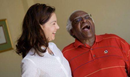 Ashley Meets Desmond Tutu