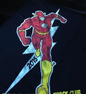 Flash 2015 12K Race Shirt