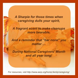 Recognizing Family Caregivers