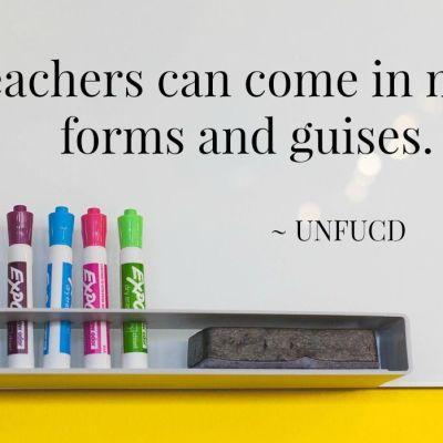 An Overdue Teacher Thank You
