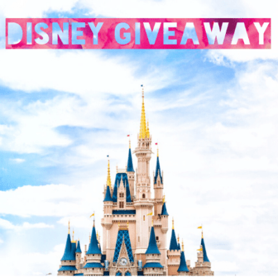 $500 Disney Gift Card #Giveaway
