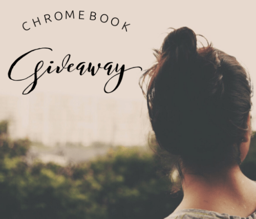 Chromebook Giveaway