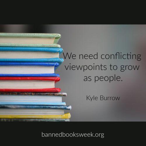 Banned Books Week 2019