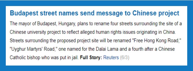 A place for kids to sleep, a beer legacy and streets in Budapest -- Top June SmartBrief stories