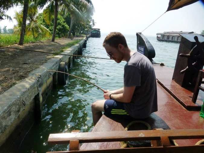 Backwaters Fishing Stop