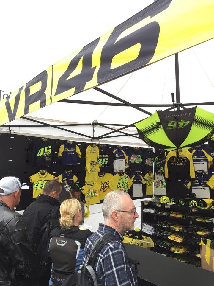 Valentino Rossi 46 Memorabilia