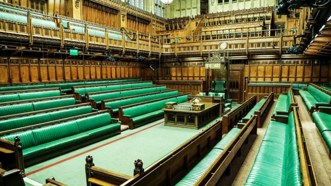 House of Commons Header