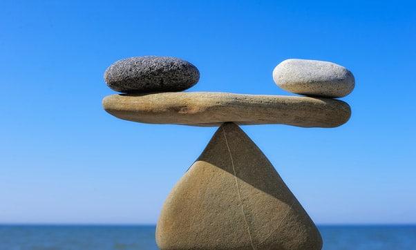 Achieve balance
