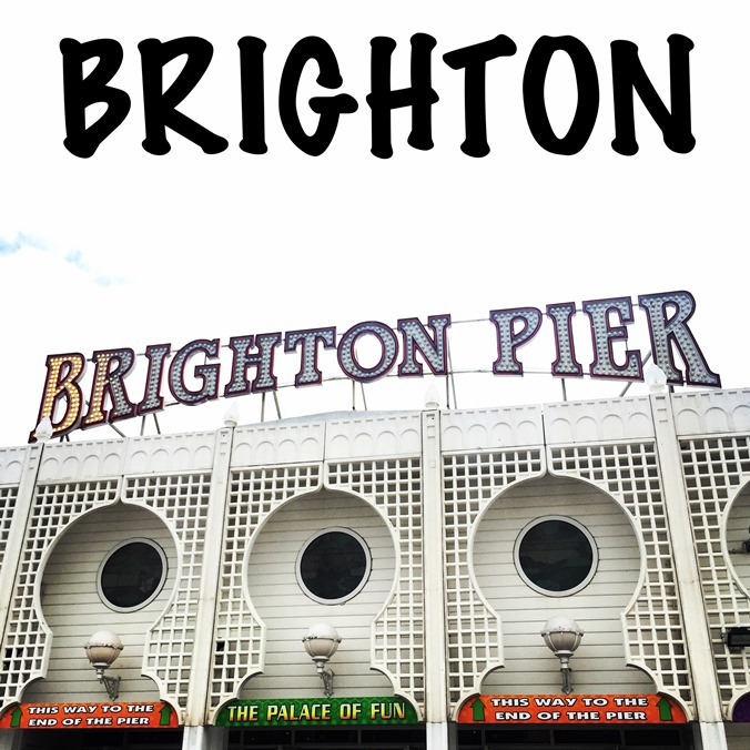 Brighton and its wonderful Brighton Pier