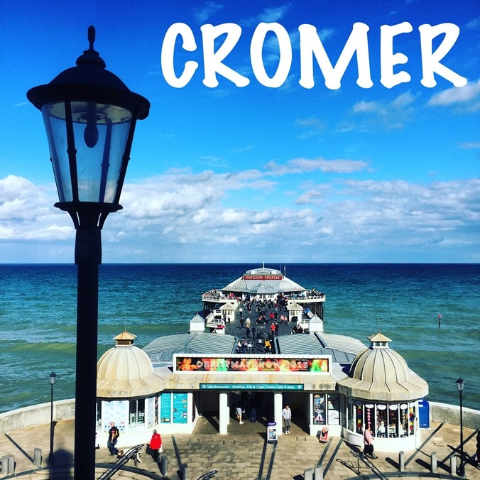 Cromer Pier in Norfolk