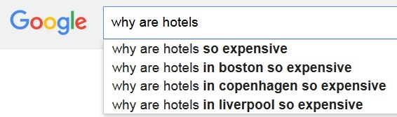 15 questions travellers are asking Google