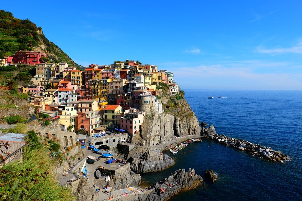 The best Cinque Terre photo spots