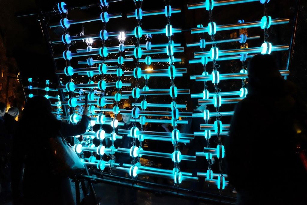 Lumiere London Mayfair -Illumaphonium