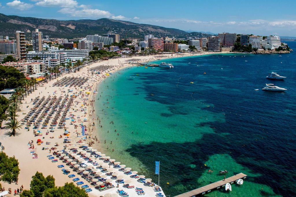 Mallorca - Magaluf bay