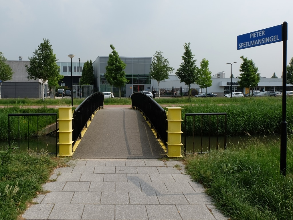The €200 bridge which errr gets you from one side to the other