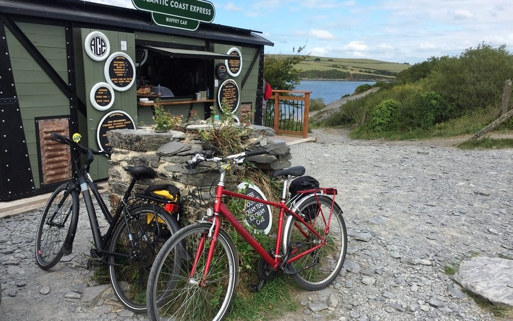 Cycling the Camel Trail to Padstow