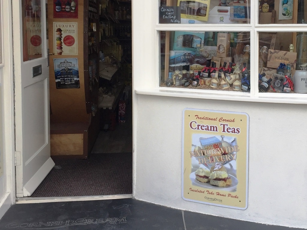 Traditional Cornish cream tea that you can get delivered home!
