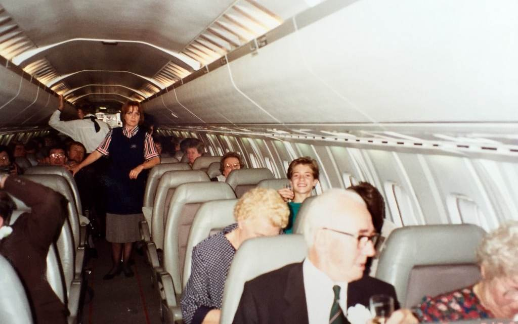 Flying in Concorde – what was it like?