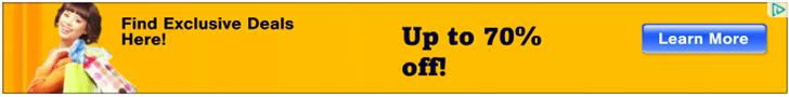 An example of a Google Adsense banner