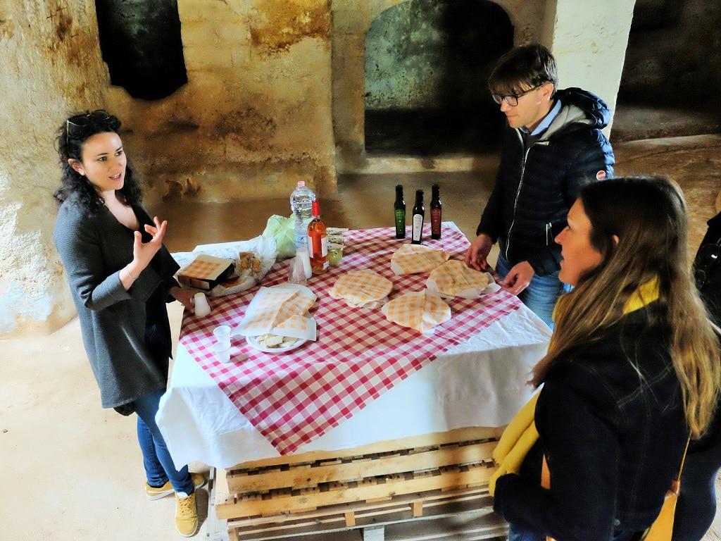 Sorelle Barnaba olive oil farm