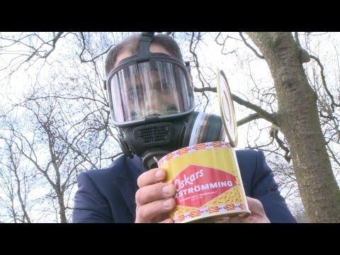 surstromming - Swedish Delicacy