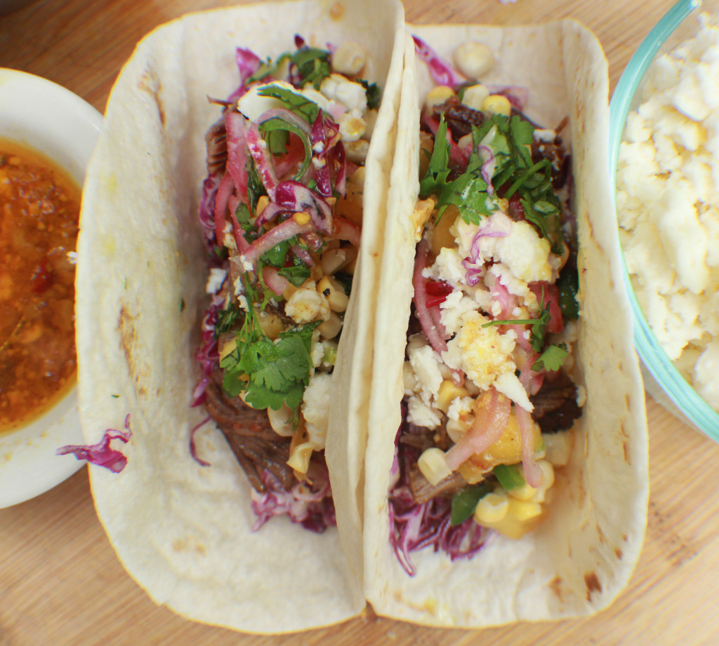 taco night, tacos, short rib tacos, mexican night, fresh, food blog, food blogger, indy bloger