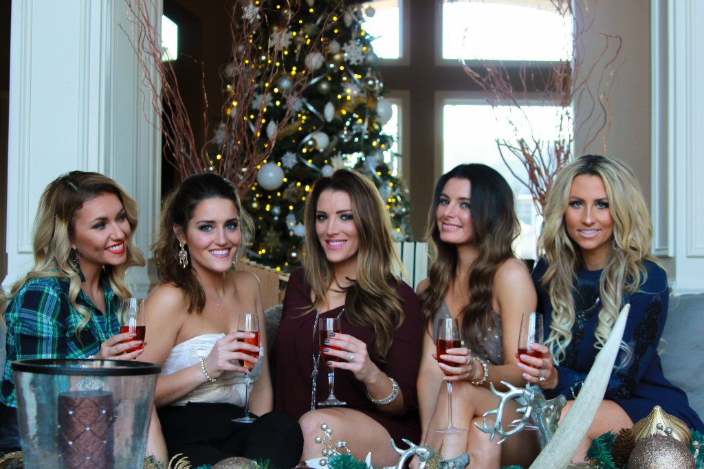 HHoliday Party with Girlfriends