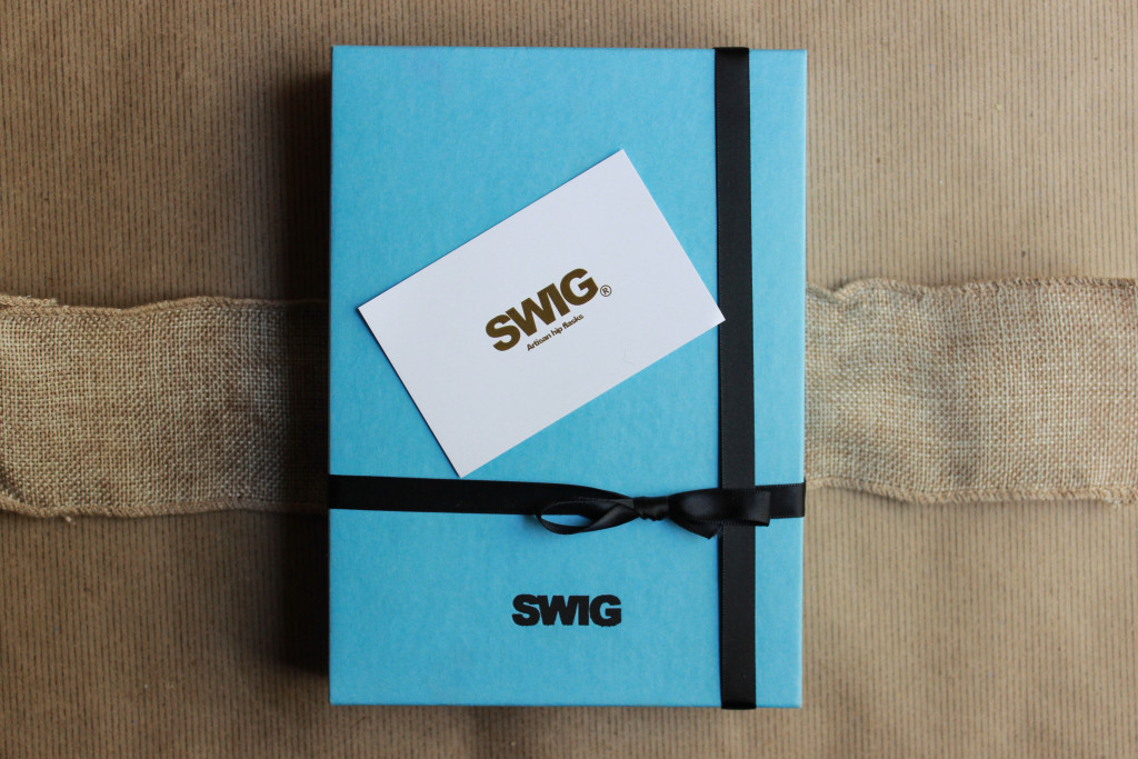 Last minute holiday gift guide for him: Swig Flask