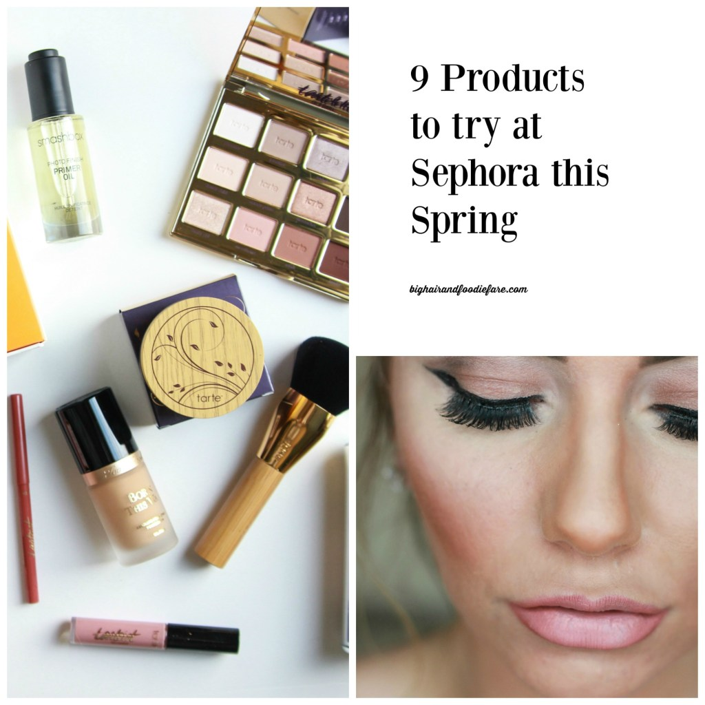 9 products to try at sephora this spring
