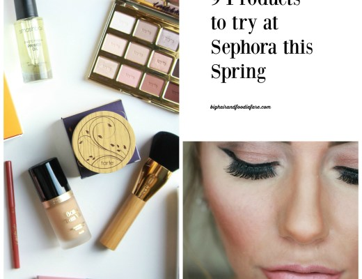 9 products to try at sephoara this spring