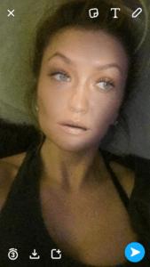 Gigi Face swap.