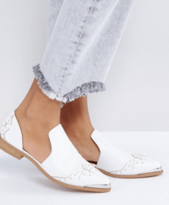 Western Flat Shoes