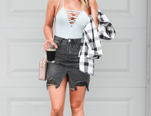 5 Denim Mini's under $50