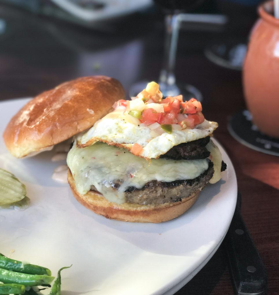 Dos Carne Burger