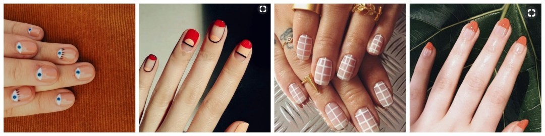 20 Minimilast Nail Designs for yerrr inner art betch.