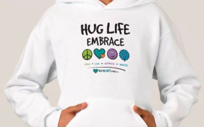 Apparel – Hug Life! Embrace Peace ∞ Love ∞ Happiness ∞ Kindness
