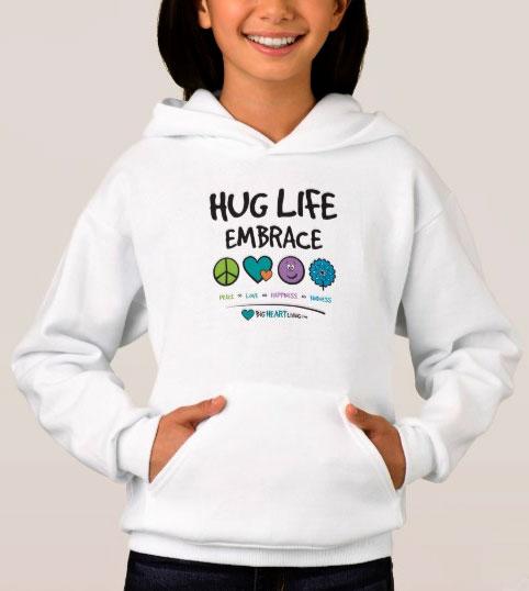 Apparel – Hug Life! Embrace Peace ∞ Love ∞ Happiness ∞ Kindness