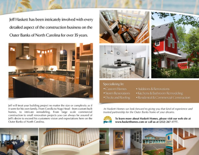 Haskett Homes Brochure