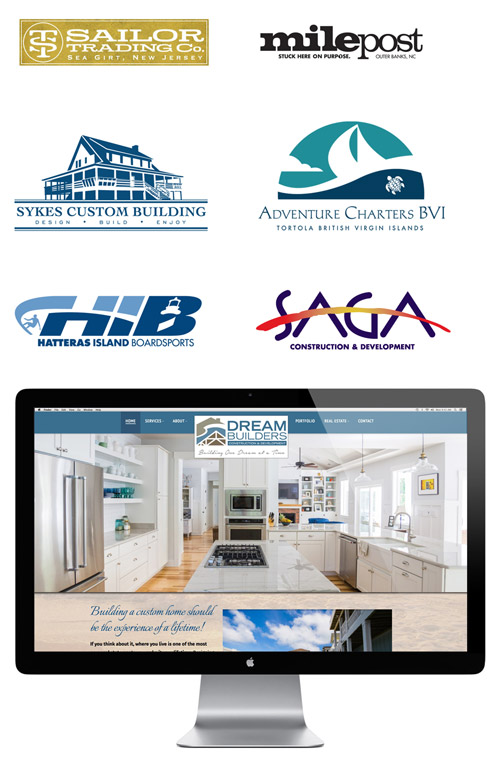 website and graphic design firm located on the Outer Banks of North Carolina