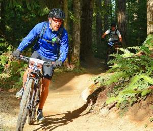 Big Hurt Mountain Bike Leg