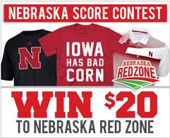 Nebraska Red Zone