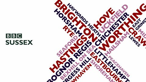 BBC Sussex support BiGiAM artist