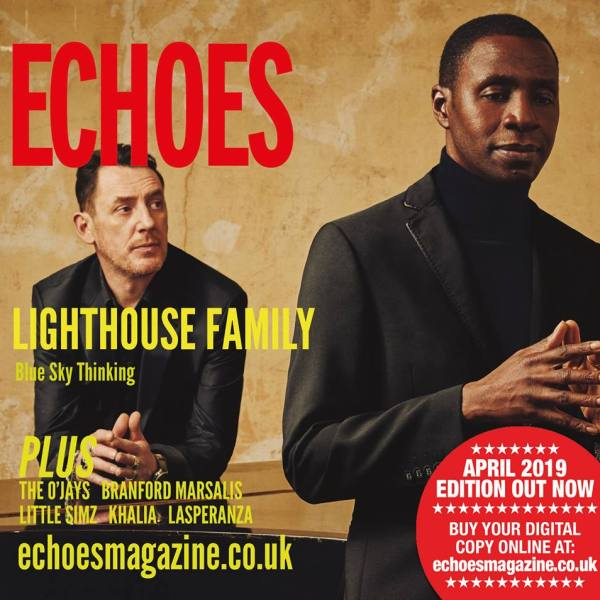 Echoes Music Magazine features Colne Festival in April edition